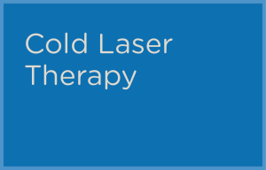 Atlanta cold laser therapy